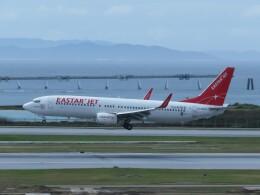 TradelView FUKUROさんが、那覇空港で撮影したイースター航空 737-86Jの航空フォト(飛行機 写真・画像)