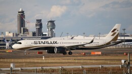 redbull_23さんが、成田国際空港で撮影したスターラックス・エアラインズ A321-252NXの航空フォト(飛行機 写真・画像)