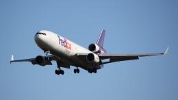 redbull_23さんが、成田国際空港で撮影したフェデックス・エクスプレス MD-11Fの航空フォト(飛行機 写真・画像)