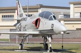 マクロス野郎さんが、岩国空港で撮影したアメリカ海兵隊 OA-4M Skyhawkの航空フォト(飛行機 写真・画像)