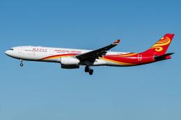 I.Kさんが、成田国際空港で撮影した香港航空 A330-343Xの航空フォト(飛行機 写真・画像)