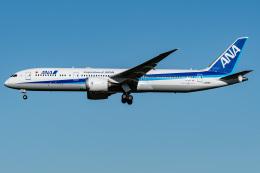 I.Kさんが、成田国際空港で撮影した全日空 787-9の航空フォト(飛行機 写真・画像)