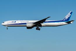 I.Kさんが、成田国際空港で撮影した全日空 777-381/ERの航空フォト(飛行機 写真・画像)