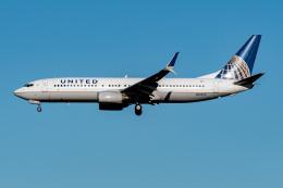 I.Kさんが、成田国際空港で撮影したユナイテッド航空 737-824の航空フォト(飛行機 写真・画像)