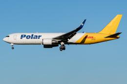 I.Kさんが、成田国際空港で撮影したポーラーエアカーゴ 767-3JHF(ER)の航空フォト(飛行機 写真・画像)
