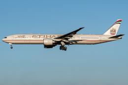 I.Kさんが、成田国際空港で撮影したエティハド航空 777-3FX/ERの航空フォト(飛行機 写真・画像)
