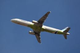 TAKAHIDEさんが、成田国際空港で撮影したエアプサン A321-131の航空フォト(飛行機 写真・画像)