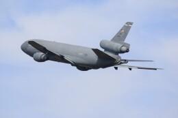 メンチカツさんが、横田基地で撮影したアメリカ空軍 KC-10A Extender (DC-10-30CF)の航空フォト(飛行機 写真・画像)