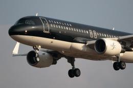 GNPさんが、福岡空港で撮影したスターフライヤー A320-214の航空フォト(飛行機 写真・画像)