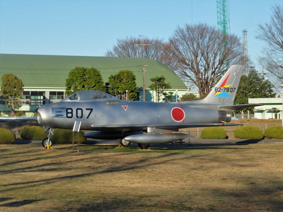 Smyth Newmanさんの航空自衛隊 Mitsubishi F-86 Sabre  (82-7807) 航空フォト