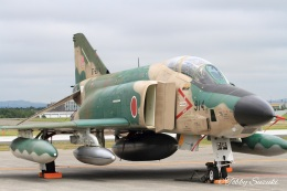 Tobby Suzukiさんが、千歳基地で撮影した航空自衛隊 RF-4E Phantom IIの航空フォト(飛行機 写真・画像)