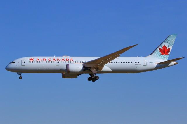 航空フォト:C-FRSA エア・カナダ