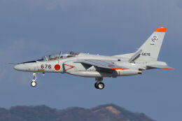 CYGNUS_20-1101さんが、米子空港で撮影した航空自衛隊 T-4の航空フォト(飛行機 写真・画像)