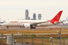 BTYUTAさんが、成田国際空港で撮影したエア・インディア 787-8 Dreamlinerの航空フォト(飛行機 写真・画像)