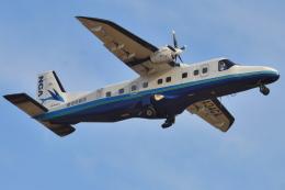 350JMさんが、調布飛行場で撮影した新中央航空 Do 228-212 NGの航空フォト(飛行機 写真・画像)