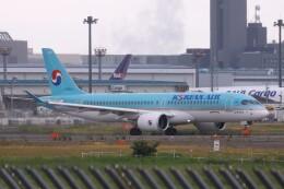 Mr.boneさんが、成田国際空港で撮影した大韓航空 A220-300 (BD-500-1A11)の航空フォト(飛行機 写真・画像)