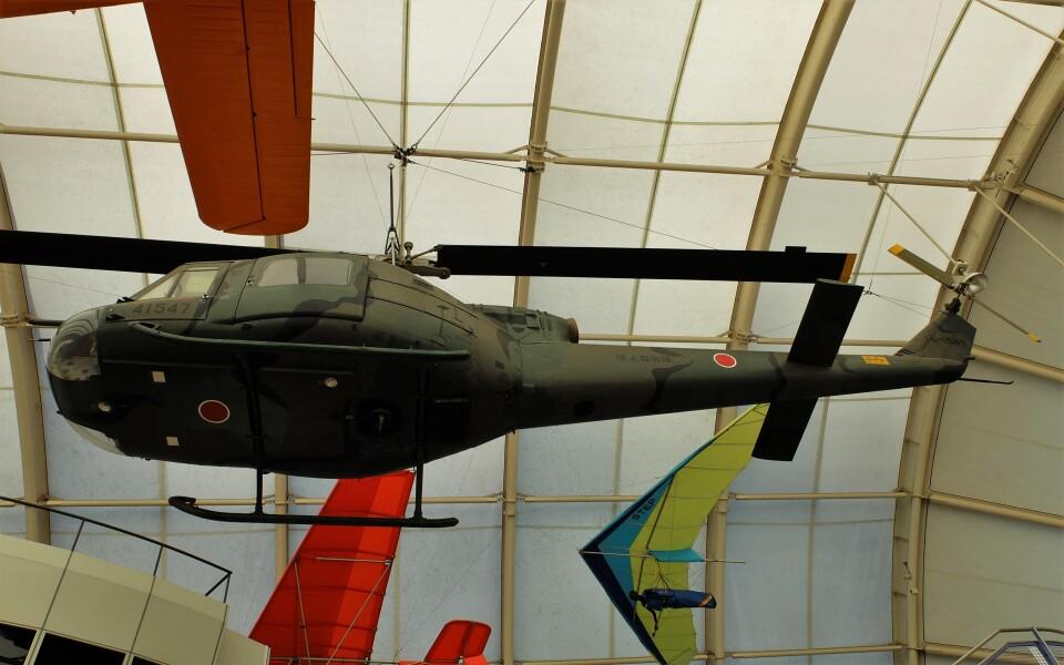 Smyth Newmanさんの陸上自衛隊 Fuji UH-1B (41547) 航空フォト