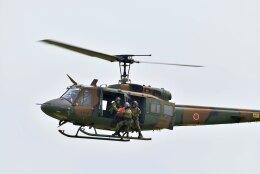 kotaちゃんさんが、霞ヶ浦飛行場で撮影した陸上自衛隊 UH-1Jの航空フォト(飛行機 写真・画像)