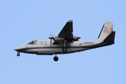 宮崎 育男さんが、成田国際空港で撮影した日本個人所有 695 Jetprop 980の航空フォト(飛行機 写真・画像)