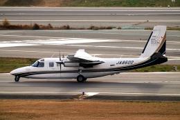 SFJ_capさんが、成田国際空港で撮影した日本個人所有 695 Jetprop 980の航空フォト(飛行機 写真・画像)