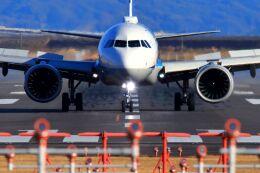 門ミフさんが、佐賀空港で撮影した全日空 A321-272Nの航空フォト(飛行機 写真・画像)