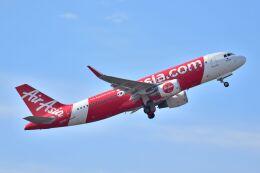 ながえいさんが、中部国際空港で撮影したエアアジア・ジャパン A320-216の航空フォト(飛行機 写真・画像)