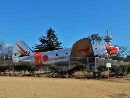 Smyth Newmanさんが、所沢航空発祥記念館で撮影した航空自衛隊 EC-46Dの航空フォト(飛行機 写真・画像)