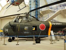 Smyth Newmanさんが、所沢航空発祥記念館で撮影した陸上自衛隊 H-19C Chickasaw (S-55) の航空フォト(飛行機 写真・画像)