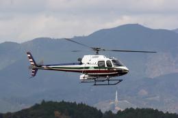 VEZEL 1500Xさんが、静岡空港で撮影したエクセル航空 AS350B2 Ecureuilの航空フォト(飛行機 写真・画像)