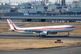 かずかずさんが、羽田空港で撮影したガルーダ・インドネシア航空 A330-343Xの航空フォト(飛行機 写真・画像)