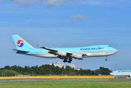 航空フォト:HL7466 大韓航空 747-400