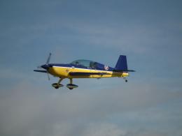 ヒコーキグモさんが、岡南飛行場で撮影したWPコンペティション・アエロバティック・チーム EA-300Lの航空フォト(飛行機 写真・画像)