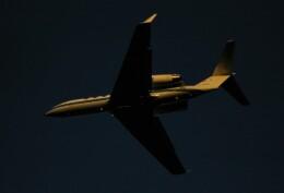 Smyth Newmanさんが、入間飛行場で撮影した航空自衛隊 U-4 Gulfstream IV (G-IV-MPA)の航空フォト(飛行機 写真・画像)