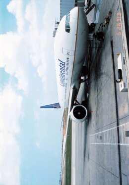 North1973さんが、アントニオ・B・ウォン・パット国際空港で撮影したコンチネンタル航空 777-224/ERの航空フォト(飛行機 写真・画像)