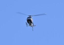 ヘリオスさんが、東京ヘリポートで撮影したエクセル航空 AS350B2 Ecureuilの航空フォト(飛行機 写真・画像)