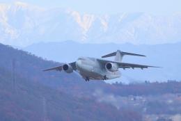 ぼのさんが、岐阜基地で撮影した航空自衛隊 C-2の航空フォト(飛行機 写真・画像)