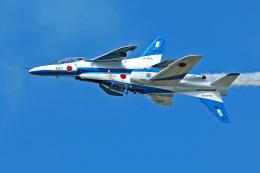 スカルショットさんが、三沢飛行場で撮影した航空自衛隊 T-4の航空フォト(飛行機 写真・画像)