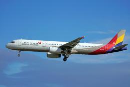 航空フォト:HL8279 アシアナ航空 A321