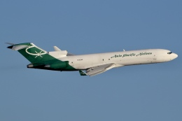 航空フォト:N705AA アジア・パシフィック・エアラインズ 727-200