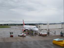 チャンギーVさんが、モワ国際空港で撮影したケニア航空 ERJ-190-100 IGW (ERJ-190AR)の航空フォト(飛行機 写真・画像)