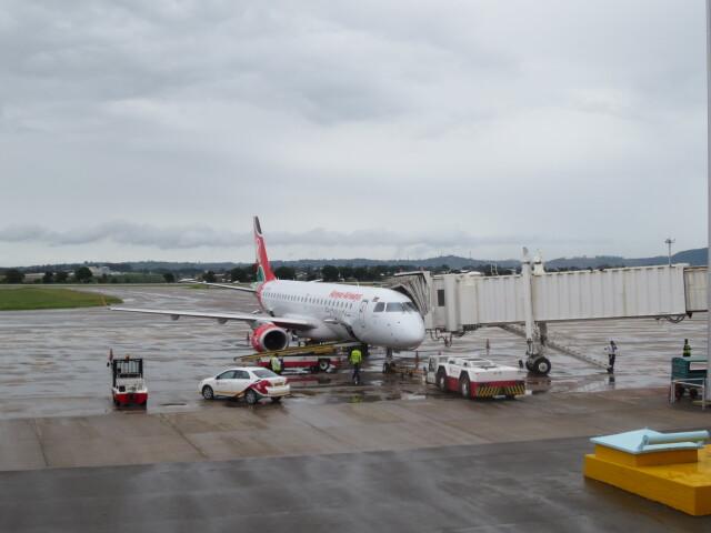 モワ国際空港 - Moi International Airport [MBA/HKMO]で撮影されたモワ国際空港 - Moi International Airport [MBA/HKMO]の航空機写真