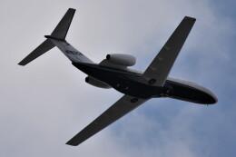 もぐ3さんが、福岡空港で撮影したBANK OF UTAH TRUSTEE Citation CJ4(525C)の航空フォト(飛行機 写真・画像)