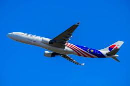 航空フォト:9M-MTH マレーシア航空 A330-300