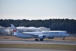 セッキーさんが、成田国際空港で撮影した日本航空 787-9の航空フォト(飛行機 写真・画像)