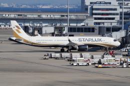 naveさんが、関西国際空港で撮影したスターラックス・エアラインズ A321-252NXの航空フォト(飛行機 写真・画像)