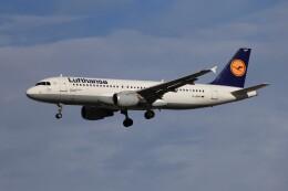 航空フォト:D-AIPP ルフトハンザドイツ航空 A320