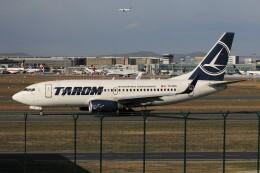フッ軽の極美さんが、フランクフルト国際空港で撮影したタロム航空 737-78Jの航空フォト(飛行機 写真・画像)