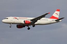 航空フォト:OE-LBY オーストリア航空 A320