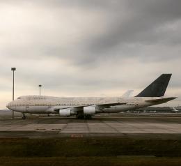 航空フォト:TF-ARM エア アトランタ アイスランド 747-200