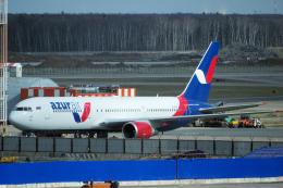 yabyanさんが、ドモジェドヴォ空港で撮影したアズール・エア 767-306/ERの航空フォト(飛行機 写真・画像)